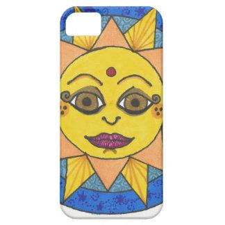 Happy Sun iPhone SE/5/5s Case