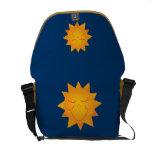 Happy Sun Messenger Bag