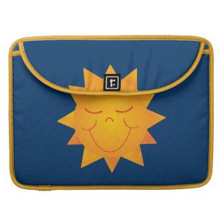 Happy Sun Sleeve For MacBooks