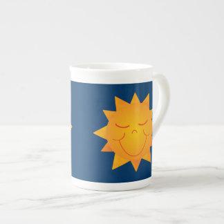Happy Sun Tea Cup