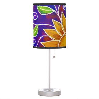 Happy Sunflower Lamps