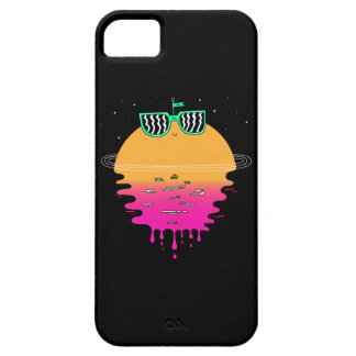 Happy Sunset iPhone SE/5/5s Case