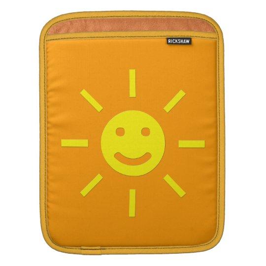 Happy Sunshine iPad Sleeve
