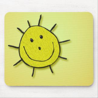 Happy Sunshine Mouse Pad