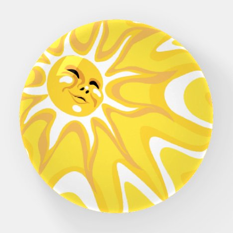 Happy Sunshine Paperweight