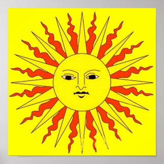 Happy Sunshine Print