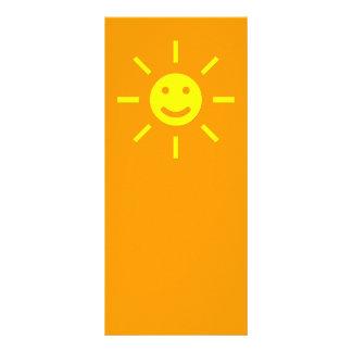 Happy Sunshine Rack Card