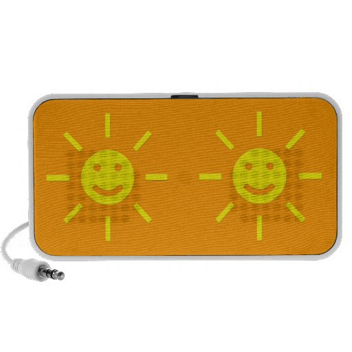 Happy Sunshine Speaker