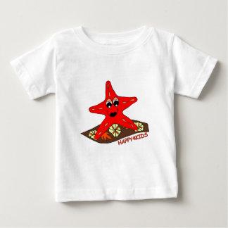 Happy Surfing Baby T-Shirt