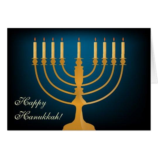 Happy Sweet Hanukkah Card