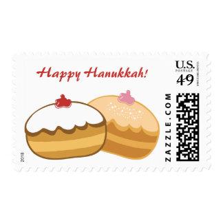 Happy Sweet Hanukkah Postage