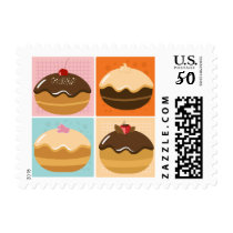 Happy Sweet Hanukkah Postage