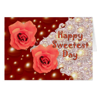 Happy Sweetest Day Card