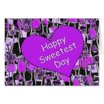 Happy Sweetest Day Cards