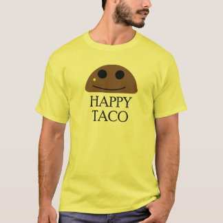 Happy Taco Tee Shirt