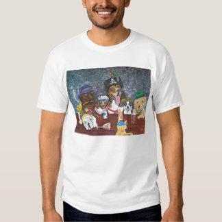 Happy Tails Saloon Tshirts