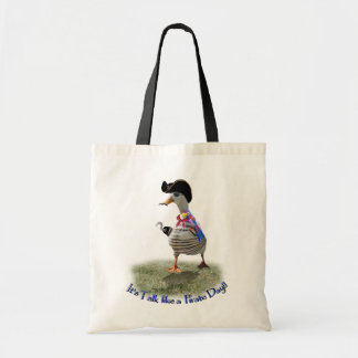 """Happy """"Talk like a Pirate"""" Day Tote Bags"""