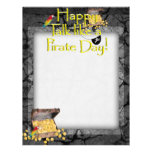 """Happy """"Talk like a Pirate"""" Day Flyer"""