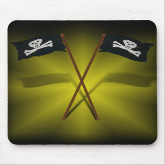 "Happy ""Talk like a Pirate"" Day Mouse Pad"