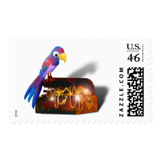 """Happy """"Talk like a Pirate"""" Day Postage"""
