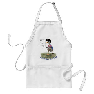 "Happy ""Talk like a Pirate"" Day (speech bubble) Adult Apron"