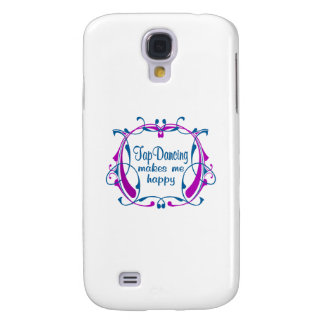 Happy Tap Dancing Samsung Galaxy S4 Cover