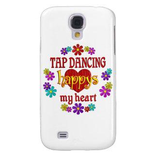 Happy Tap Dancing Samsung Galaxy S4 Case