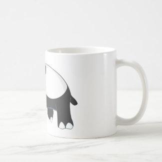 Happy Tapir Coffee Mugs