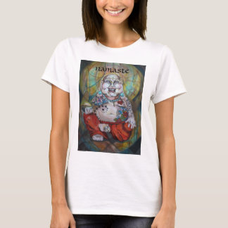 Happy Tattooed Buddha T-Shirt
