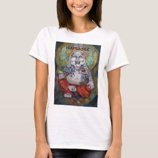 Happy Tattooed Buddha T-Shirt