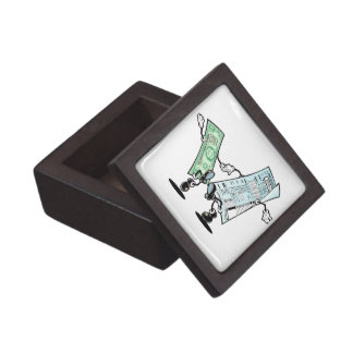 happy tax day premium keepsake box