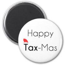 Happy TaxMas Magnet