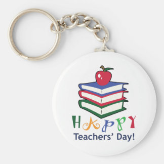 HAPPY TEACHERS DAY KEY CHAIN