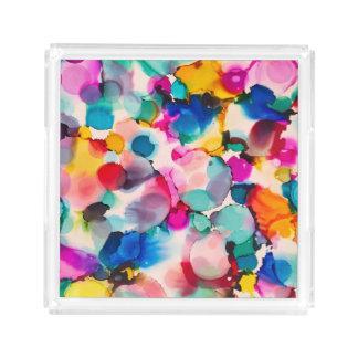 Happy Tears Acrylic Tray