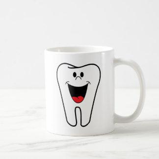 Happy teeth customizable for your Dental practice Coffee Mug