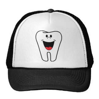 Happy teeth customizable for your Dental practice Trucker Hat