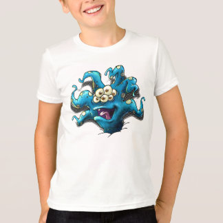 Happy Tentacle Chest Burster T-Shirt