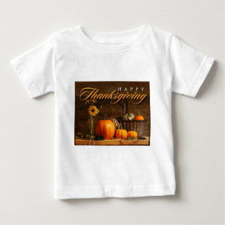 happy thanks giving 2013 celebration baby T-Shirt