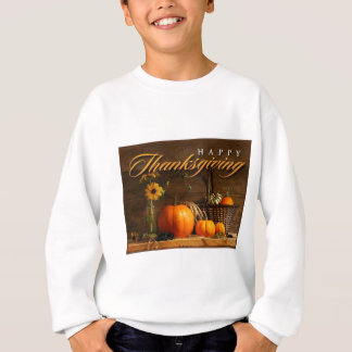 happy thanks giving 2013 celebration sweatshirt