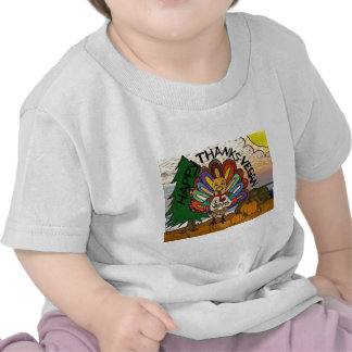 Happy Thanks-Vegan Thanksgiving Turkey Gifts Shirt