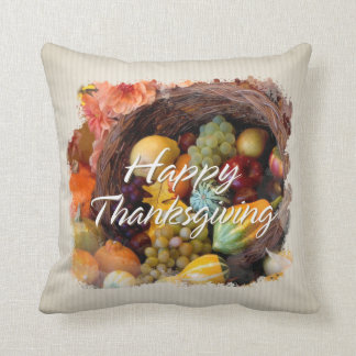 Happy Thanksgiving 10 Pillows Options