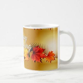 Happy Thanksgiving 16 Options Mug