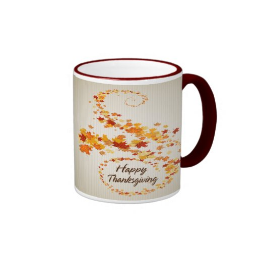 Happy Thanksgiving 4 Mug