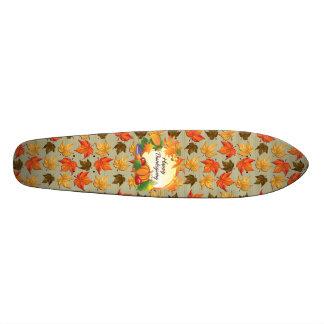 Happy Thanksgiving 5B1 Skateboard