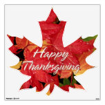 Happy Thanksgiving  8 Wall Decals