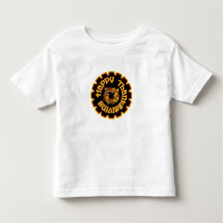 Happy Thanksgiving Baby Clothes Toddler T-shirt