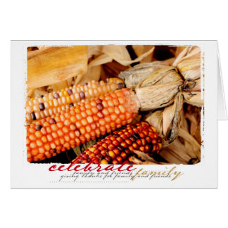 happy thanksgiving blessings card