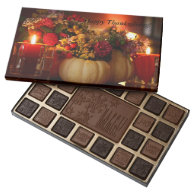 Happy Thanksgiving!  Chocolates