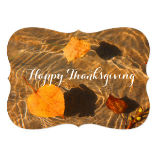 Happy Thanksgiving (Corporate) Card by RoseWrites