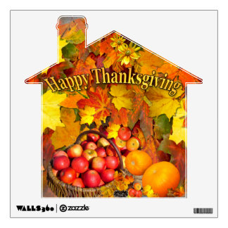 Happy Thanksgiving  ~  Decal